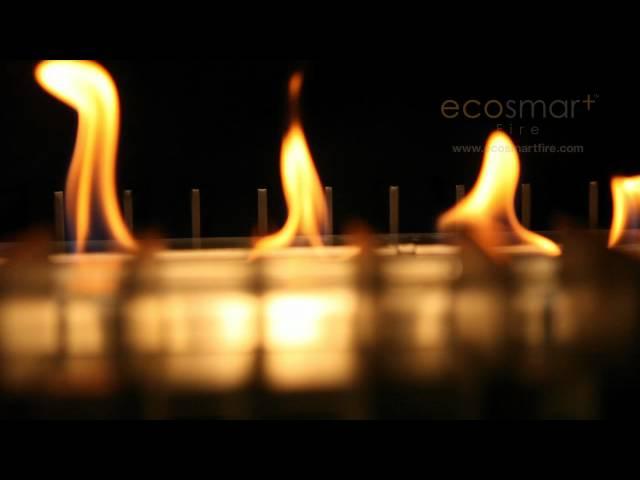 EcoSmart Fire Scope 700 Fireplace Grate