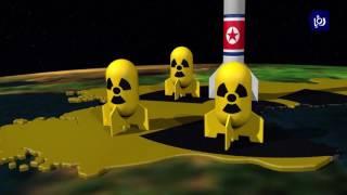 كوريا الشمالية تهدد بقصفِ محيطِ جزيرةِ غوام الأميركية - (9-8-2017)