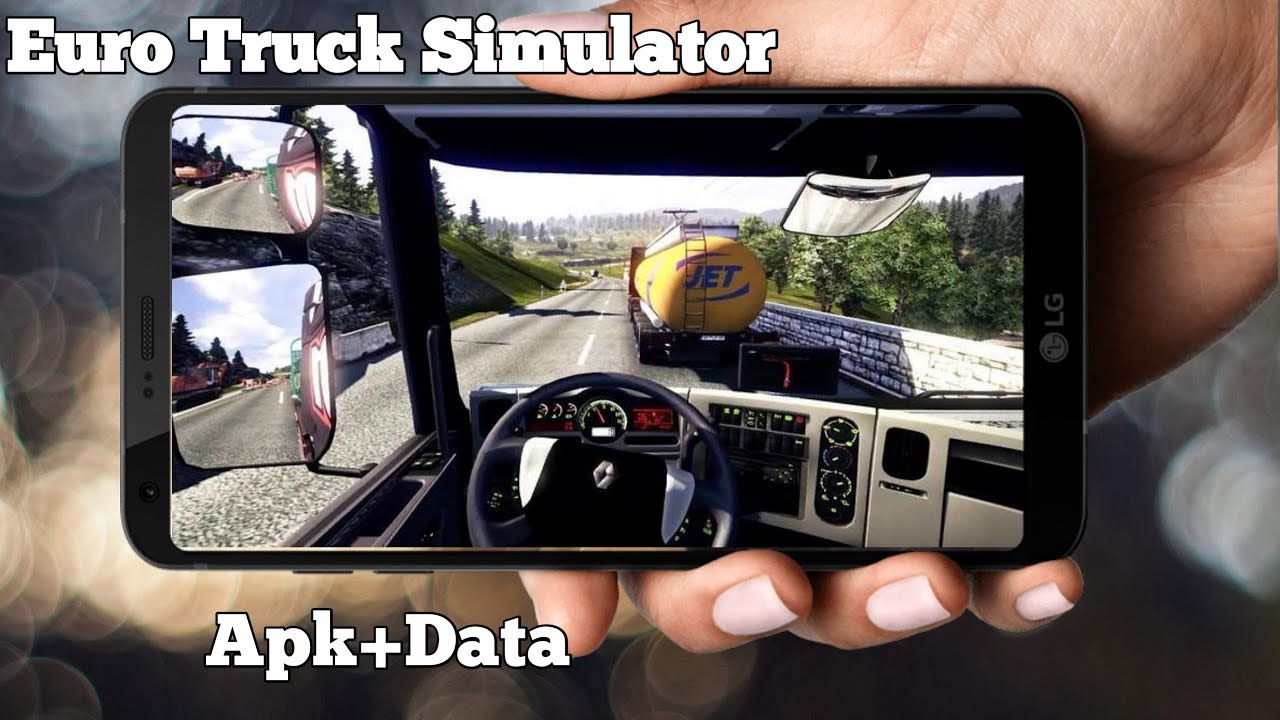 Ets 2 apk data android | Ets2 Obb Download For Android  2019