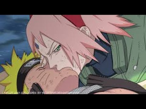 Sakura Kisses Naruto - YouTube Naruto Shippuden Naruto And Sakura Kiss