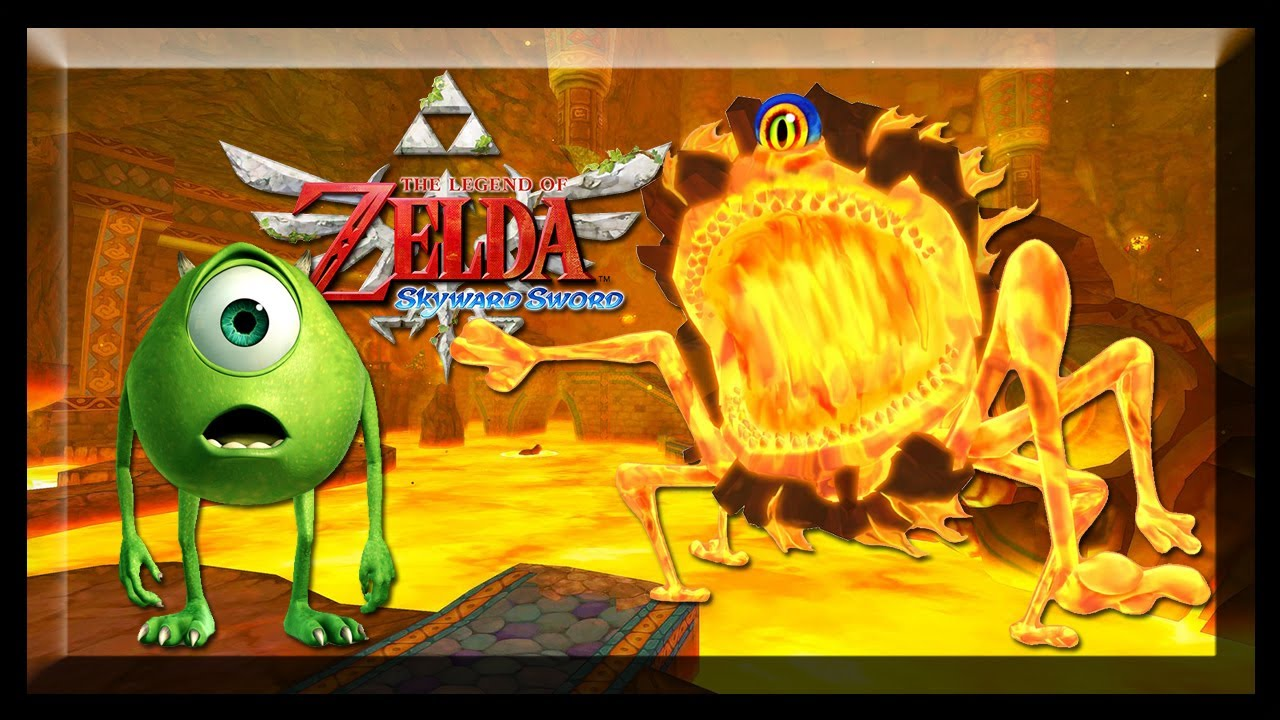 Legend Of Zelda - Skyward Sword Walkthrough Boss Temple of ...   1280 x 720 jpeg 174kB
