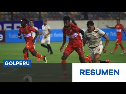 Universitario de Deportes Sport Huancayo Goals And Highlights