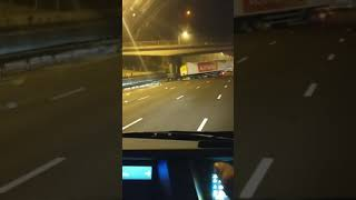 Accident on M25