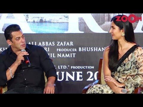 Salman asks Katrina to call him 'Meri Jaan' instead of 'Bhaijaan' at Bharat's new song launch