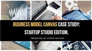 Business Model Canvas for Startup Studios