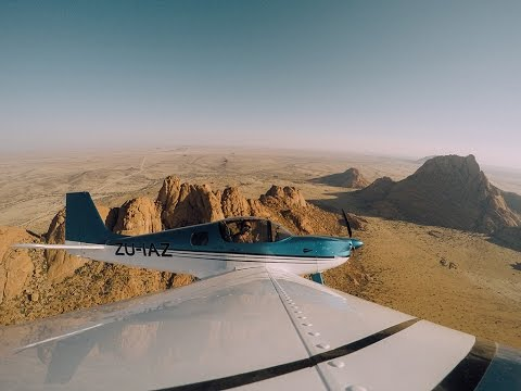 FLYING NAMIBIA