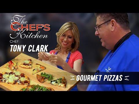 Gourmet Pizzas