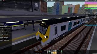 Roblox Stepford County Rail (SCR) Connect