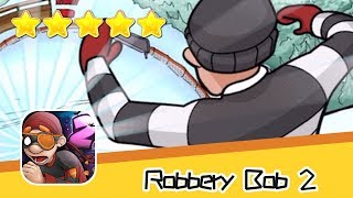 Robbery Bob 2 Pilfer Peak 6-8 Walkthrough Scurvy Bob Recommend index five stars