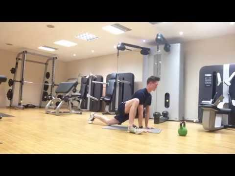 Dynamic Hip Mobility for Golf (TPI Golf)