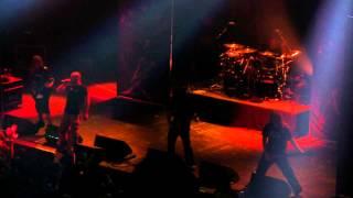 Meshuggah - New Millennium Cyanide Christ, Santiago, Chile, 12-11-2013