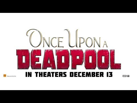 Bo and Jim - Bo & Jim Must See; Once Upon a Deadpool