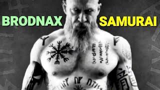 BRODNAX - Samurai