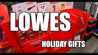 LOWES Shopping the Deals