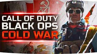 КРАСНАЯ УГРОЗА — СССР ЗАХВАТЫВАЕТ МИР ● Call Of Duty: Black Ops — Cold War