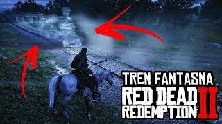 SURREAL!! O TREM FANTASMA realmente EXISTE - RED DEAD REDEMPTION 2 Video