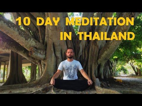 VIPASSANA 10 DAY SILENT MEDITATION THAILAND - Putopis 034