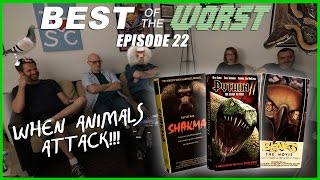 Best of the Worst: Shakma, Python II, and Beaks: The Movie