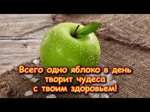 Полезны ли для организма человека яблоки?