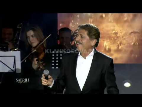 Koncerti i 50 vjetorit te karieres te Sabri Fejzullahut