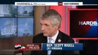 Rep. Rigell Joins Hardball with Chris Matthews to Discuss Reaffirming Congress