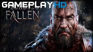 Lords Of The Fallen Gameplay (PC HD) [1080p]