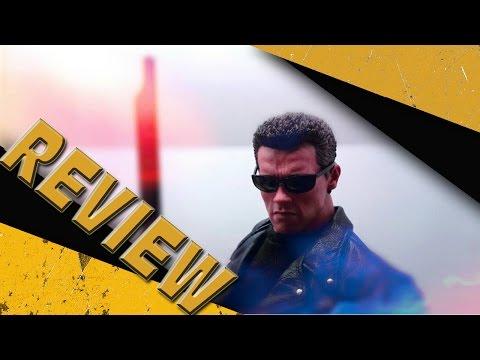 #NerdBomb# - Hot Toys Terminator DX10 Review - German