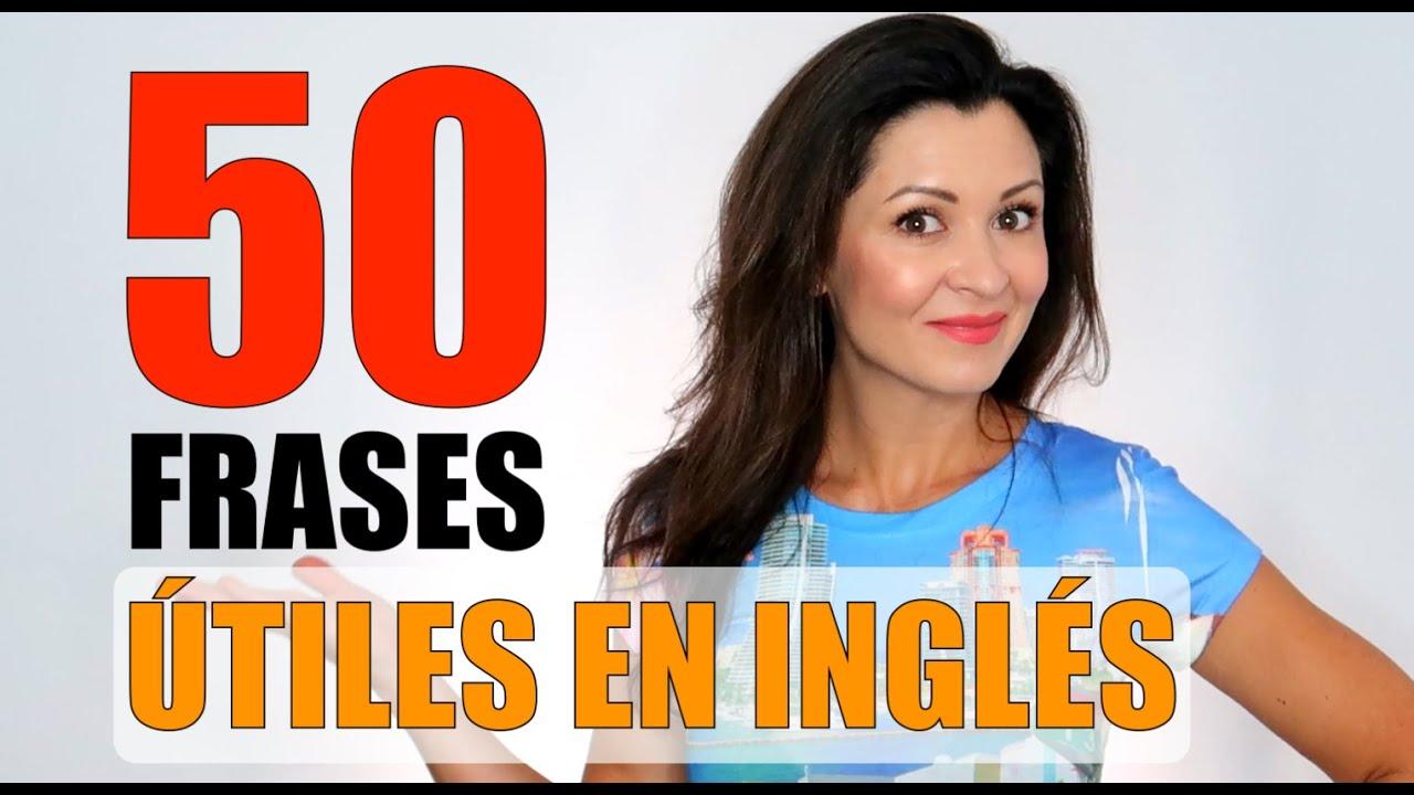 Download 50 FRASES COMUNES EN INGLÉS   Elisa Valkyria