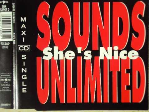 Sounds Unlimited - She's Nice (Single Mix)