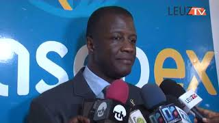 Dr Malick DIOP DG ASEPEX: