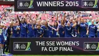 Women's FA Cup semi-finals: Chelsea to host Sunderland or Manchester City