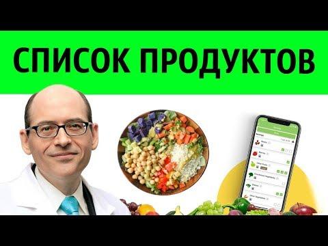 💎Ежедневный список продуктов от Доктора Майкла Грегера