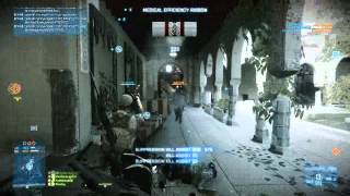 Battlefield 3 test record with Overwolf