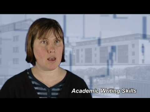 Nursing - Realistic Expectations - Teaching And Learning. Episode 16: Academic Writing Skills