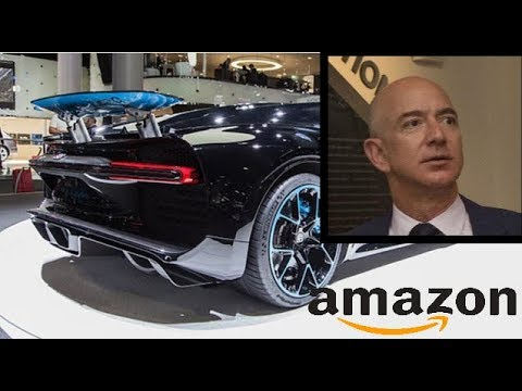 Amazon Ceo Jeff Bezos Garage Cars 2019 Car Collection Youtube
