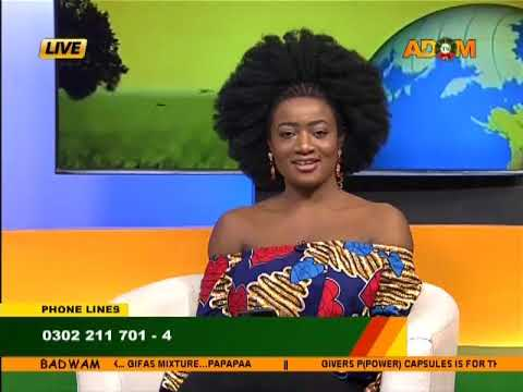 Badwam Newspaper Review on Adom TV (28-12-17)