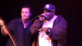 RAHZEL vs MIKE PATTON - EBONY & IVORY - LIVE @ COACHILLIN 4.17.09