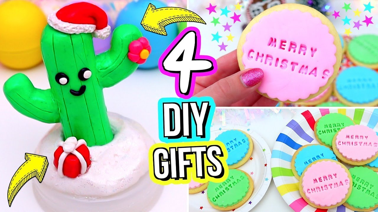 Christmas Gifts For Friends.Diy Gifts For Friends And Family Diy Easy Christmas Gift Ideas Everyone Will Love