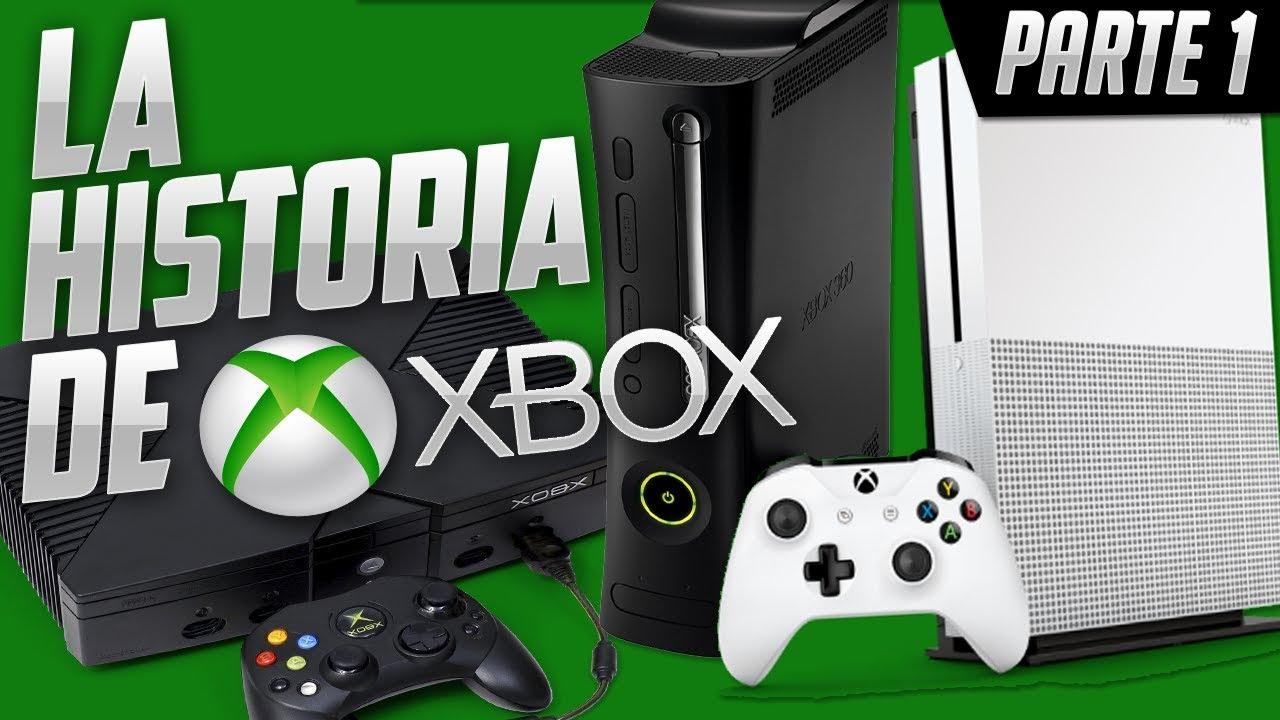 La Historia De Xbox 20012019 YouTubeXbox 2001