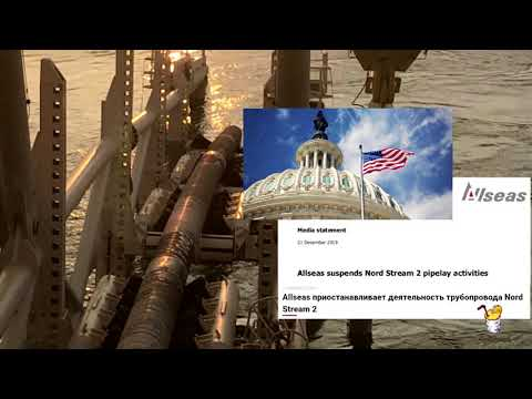 Газпром попал в просак. Вашингтон забраковал Северный поток 2