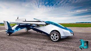 видео Будущее машин - дорога в небеса