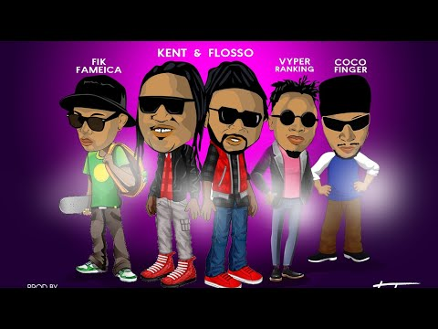 Go Down - Kent & Flosso X Vyper Ranking X Fik Fameica and Coco Finger