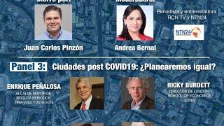 Ciudades post COVID-19: ¿planearemos igual?