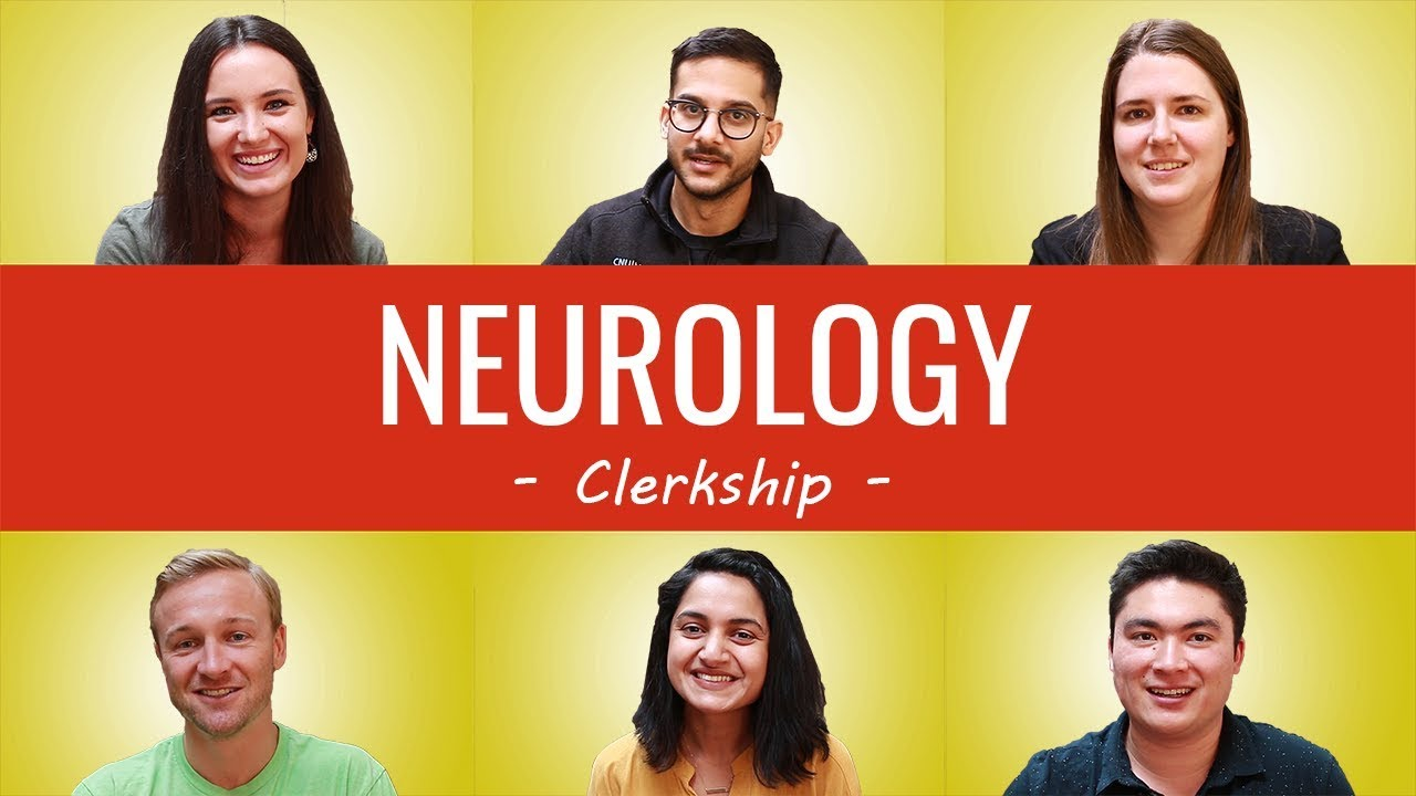 HOW TO ACE NEUROLOGY ROTATIONS | Best Neuro Study Resources, Routine, Honor  Third Year Clerkships