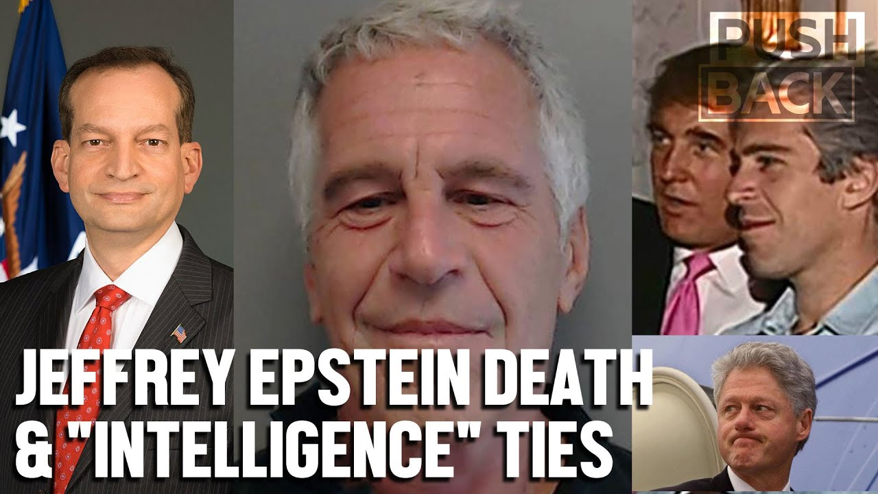 Jeffrey Epstein's death deepens multiple lingering mysteries