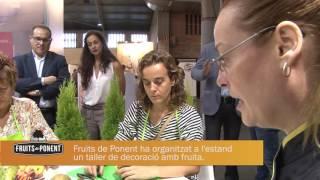 Fruits de Ponent a la Fira de Sant Miquel 2016
