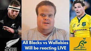 All Blacks vs Wallabies Live Reaction | Bledisloe Cup 2019
