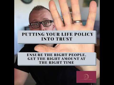 Life insurance trusts explained