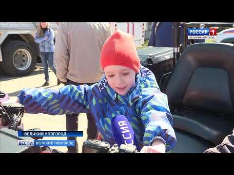 ГТРК СЛАВИЯ Вести Великий Новгород 30 04 19 вечерний выпуск