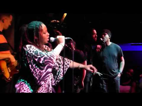 Lalah Hathaway - Rock with you - Live in London 2014